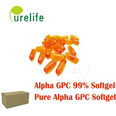 Alpha GPC 99% Softgel