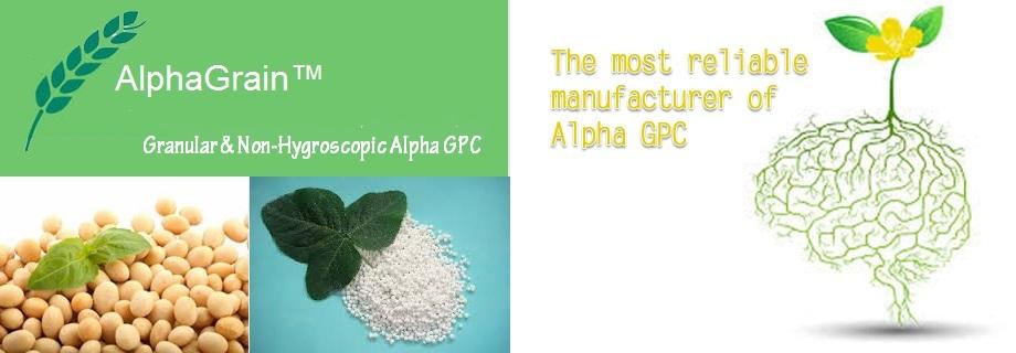 AlphaGrain Alpha GPC