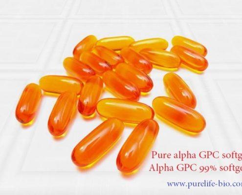 alpha GPC softgels