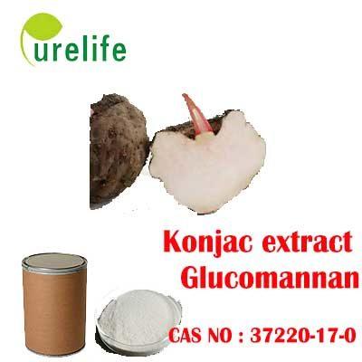 Konjac extract Glucomannan