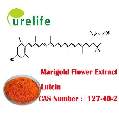 Marigold Flower Extract Lutein