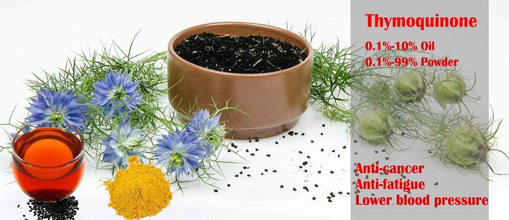 Black Cumin seed extract thymoquinone
