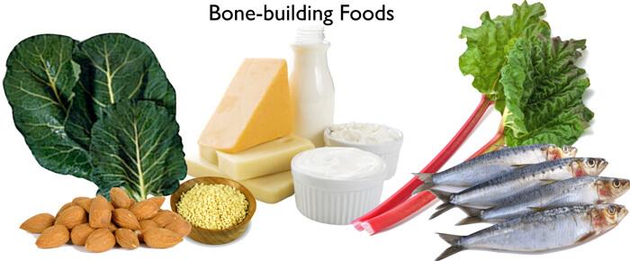 Bone health foods