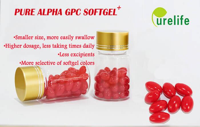 alpha GPC 99% Softgel