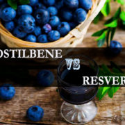 Pterostilbene and resveratrol