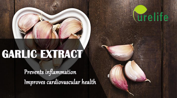 Aged Garlic extract prevents inflammation