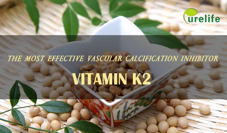 Vitamin K2 is the most effective vascular calcification inhibitor