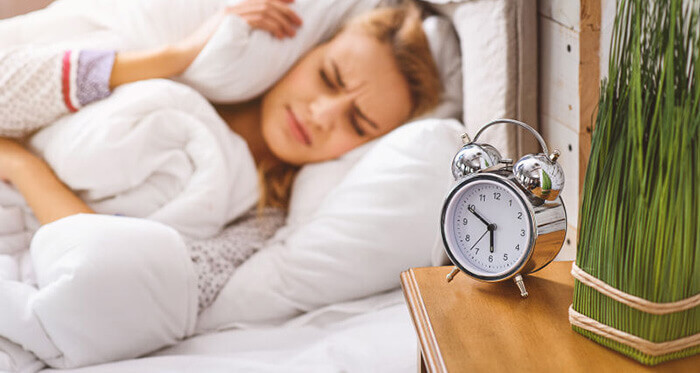 theanine improves sleep quality